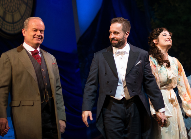 UPDATE! Finding Neverland shows Alfie is NOT performing in..