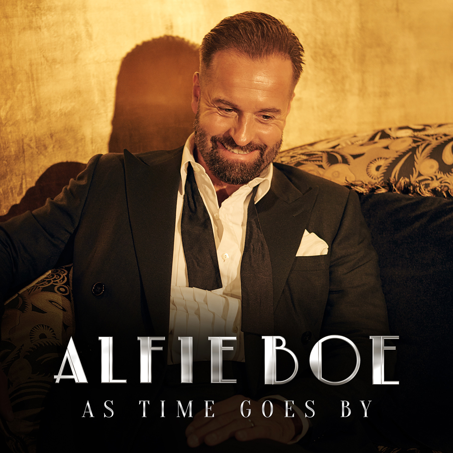 ALFIE BOE - AS TIME GOES BY - THE NEW ALBUM